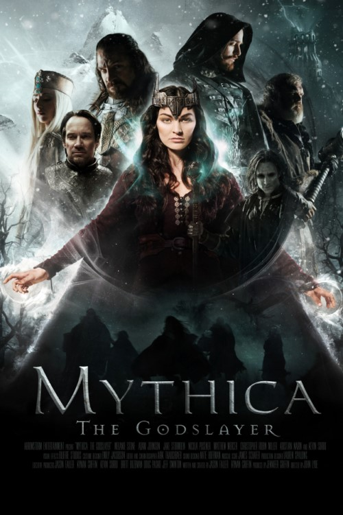 دانلود فیلم Mythica: The Godslayer 2016